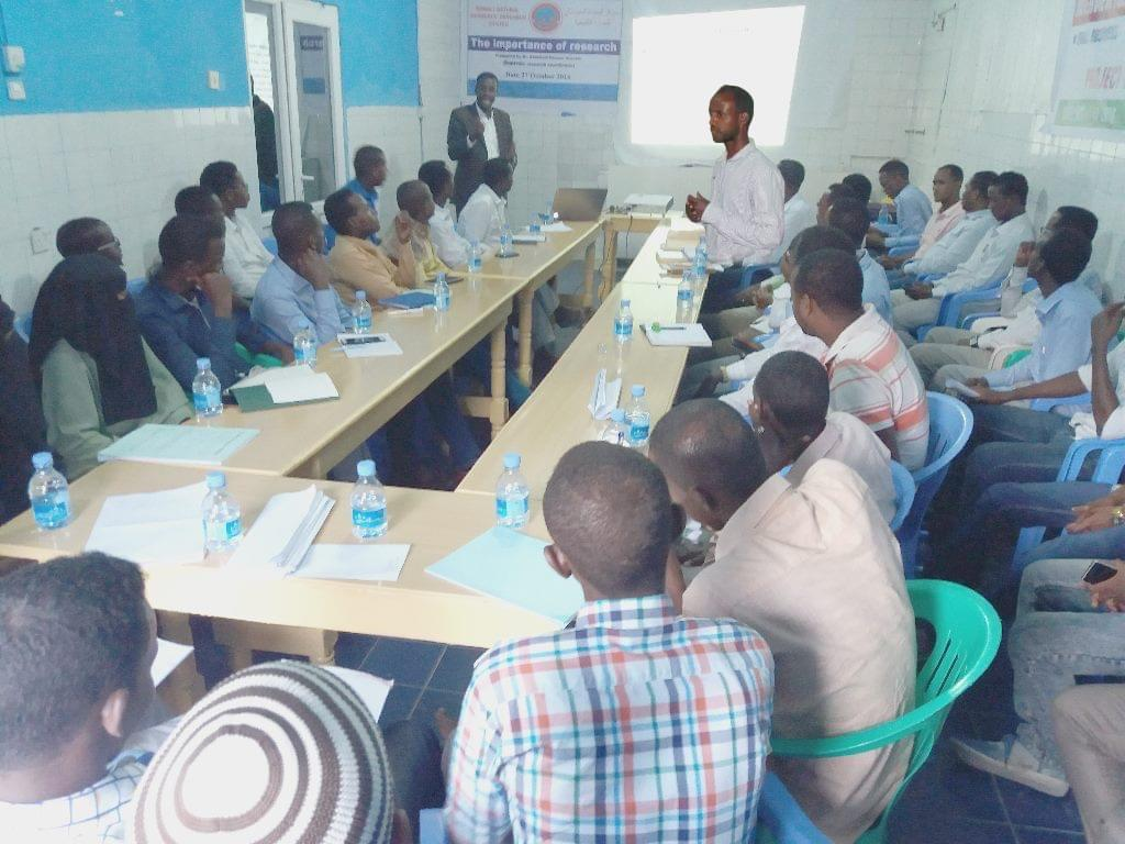 Importance of Conducting Scientific Research to Somali Universities in Mogadishu