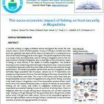 The socio-economic impact of fishing on food security in Mogadishu