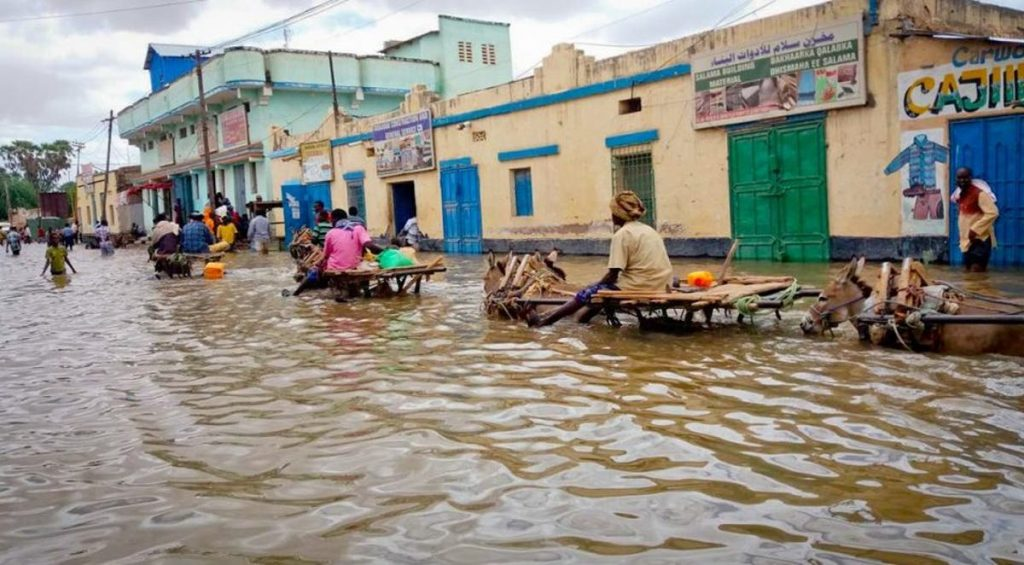 Training Workshop on Flood management and its impacts in Somalia